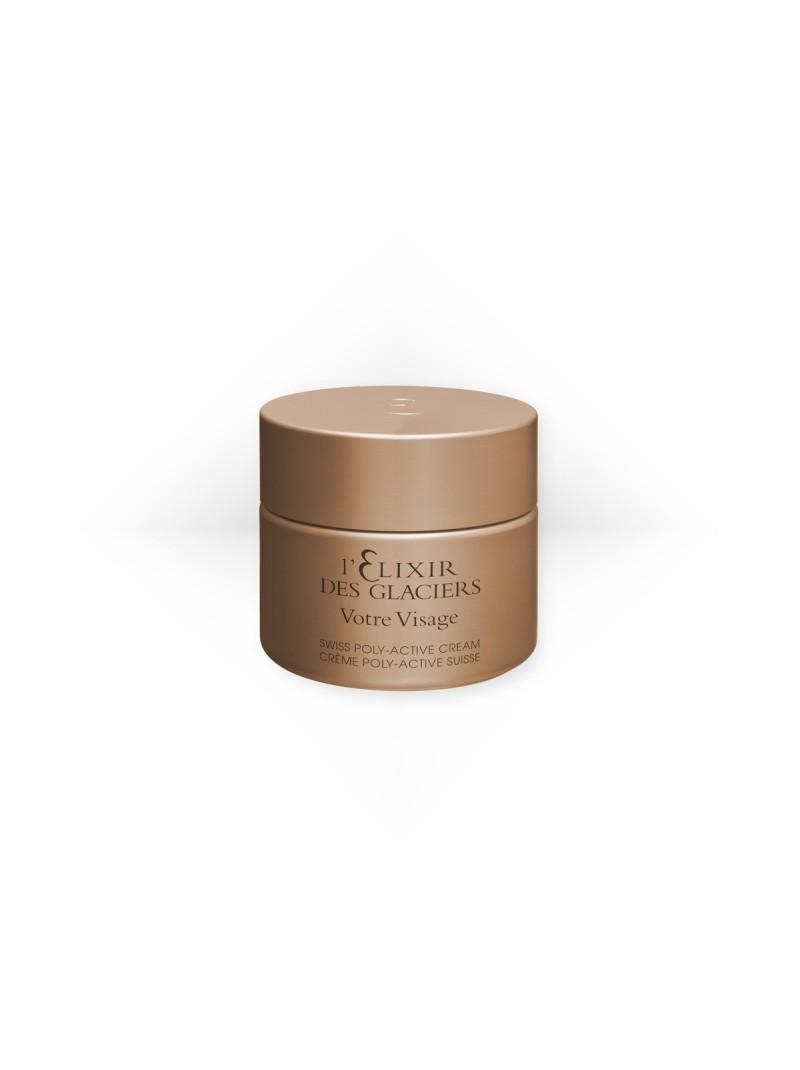 Elixir des Glaciers Crème Visage