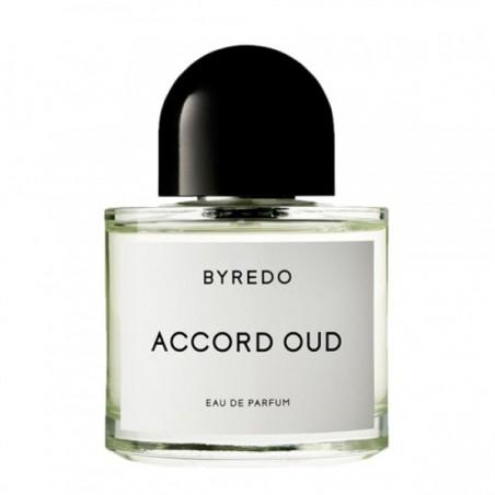 Accord Oud parfum Byredo