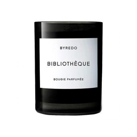 Bougie Bibliothèque Byredo