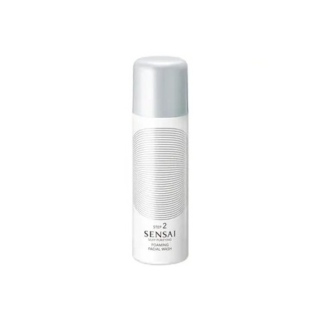 Foaming facial wash Sensai