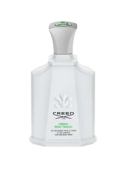 Creed Green Irish Tweed Gel Douche