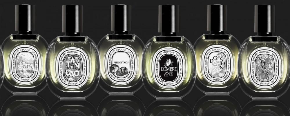 Parfums et Bougies Diptyque rares