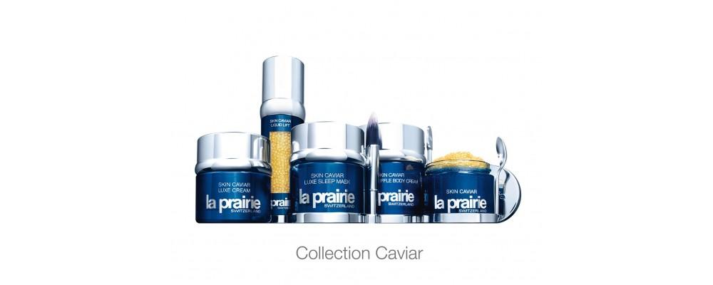 La Prairie cosmétiques anti-âge de luxe